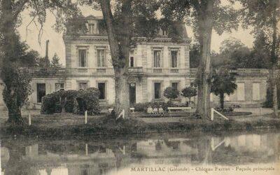 Histoire et Patrimoine de Martillac